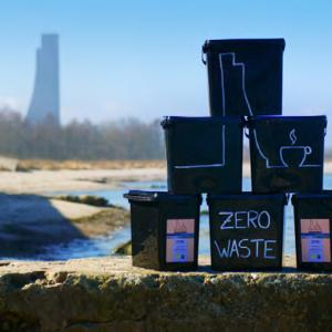 ZERO-Waste-Boxen für nachhaltigen Kaffeegenuss